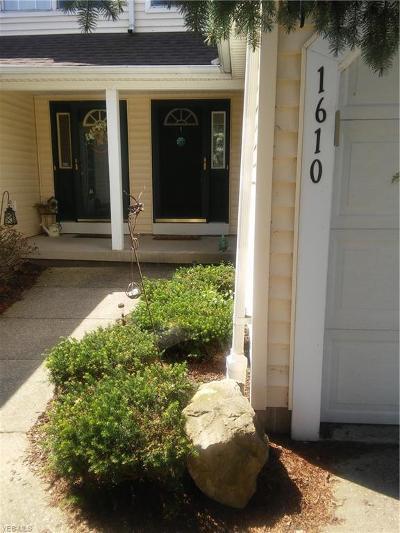 Madison Condo/Townhouse For Sale: 1610 Pheasant Ct E1 #E1
