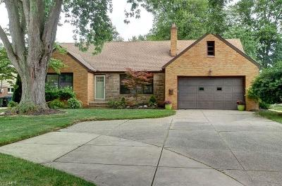 Single Family Home Active Under Contract: 30314 Wolf Road