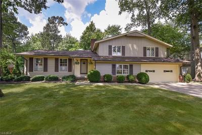 Westlake Single Family Home For Sale: 1770 Kathryn Drive