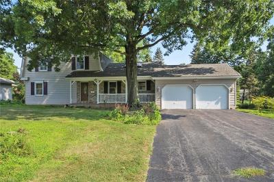Youngstown Single Family Home Active Under Contract: 612 Northlawn Drive