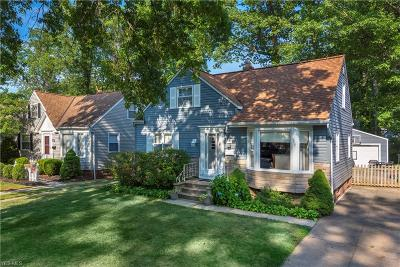 Single Family Home Active Under Contract: 525 Huntmere Drive