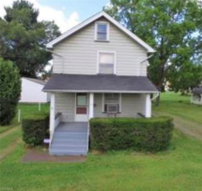 Girard Single Family Home Active Under Contract: 12 Pittsburg Avenue