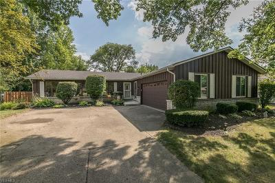 Strongsville Single Family Home Active Under Contract: 22333 Jonathan Drive