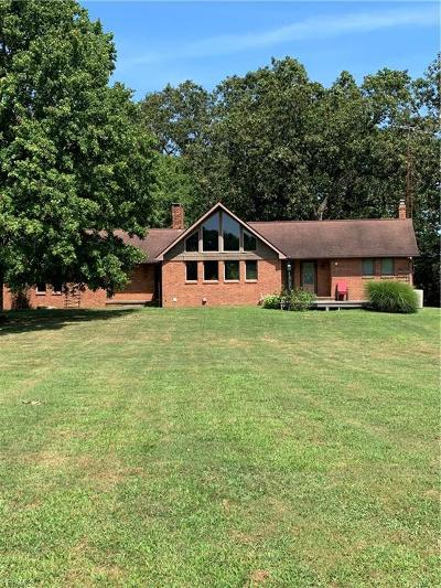 Lisbon Single Family Home For Sale: 12723 State Route 7