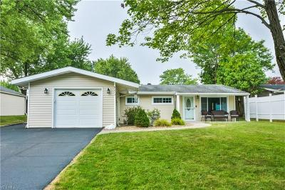 Northfield Single Family Home Active Under Contract: 9273 Milford Drive