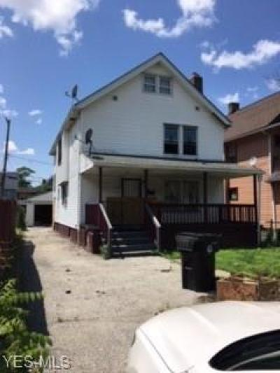 Cleveland Single Family Home For Sale: 3426 E 135th Street