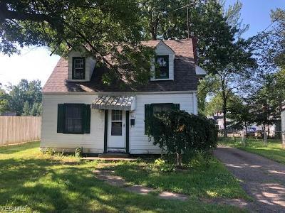 Ravenna Single Family Home For Sale: 986 E Main Street
