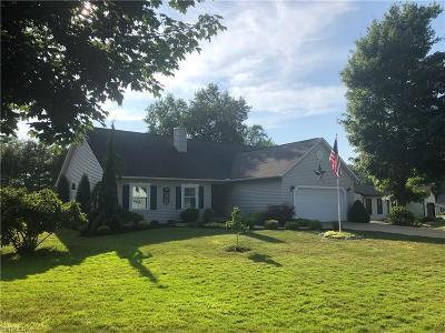 Ashtabula Single Family Home For Sale: 1556 Ashwood Drive
