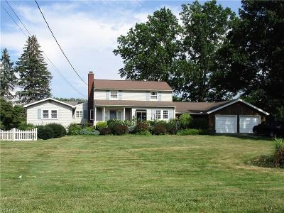 Ashtabula Single Family Home For Sale: 3306 Vineland Avenue