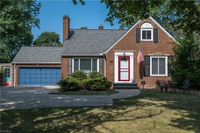 Fairview Park Single Family Home Active Under Contract: 4542 W 220 Street
