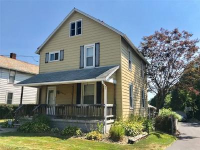 Salem Single Family Home Active Under Contract: 656 Jennings Avenue