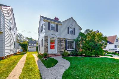 South Euclid Single Family Home For Sale: 1165 Avondale Road