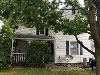 Salem Single Family Home For Sale: 789 N Lincoln Avenue