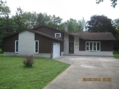 Northfield Single Family Home For Sale: 552 Carlin Drive