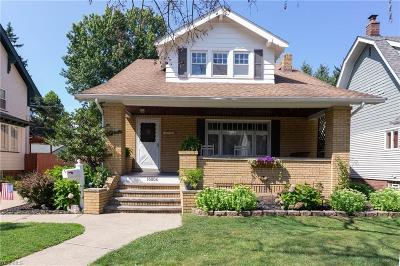 Cleveland OH Single Family Home For Sale: $239,900