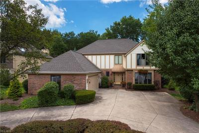 Westlake Single Family Home For Sale: 30338 Hilliard Boulevard