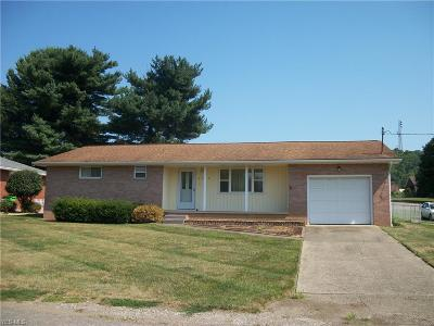 Belpre Single Family Home Active Under Contract: 2300 Norris Avenue