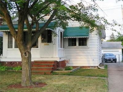 Fairview Park Single Family Home For Sale: 4175 W 210th Street