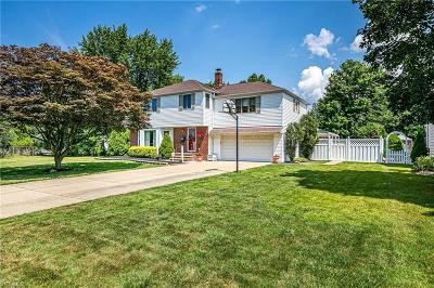 Highland Heights Single Family Home For Sale: 817 Rose Boulevard