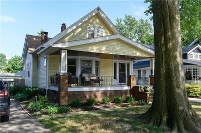 Lakewood Single Family Home Active Under Contract: 1625 Lewis Drive