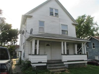 Struthers Single Family Home For Sale: 29 Grandview Avenue