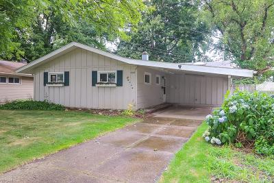 Single Family Home Active Under Contract: 492 Abbyshire Drive