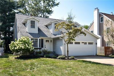 Rocky River Single Family Home For Sale: 2626 Hampton Road
