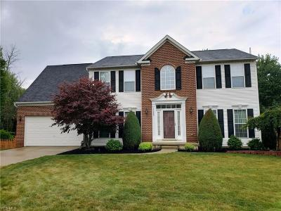 North Royalton Single Family Home Active Under Contract: 10689 Glen Abbey Drive