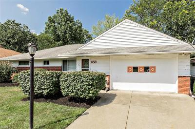 Highland Heights Single Family Home For Sale: 858 Cranbrook Drive