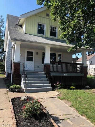 Cleveland Single Family Home For Sale: 10421 Dale Avenue