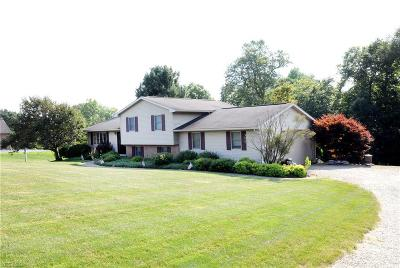 Muskingum County Single Family Home For Sale: 1235 Maplebrook Road