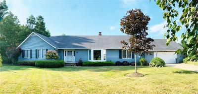Painesville OH Single Family Home Active Under Contract: $279,000