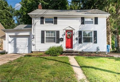 Single Family Home For Sale: 47 Prospect Street