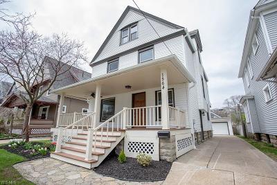 Lakewood Single Family Home For Sale: 1564 Cordova Avenue
