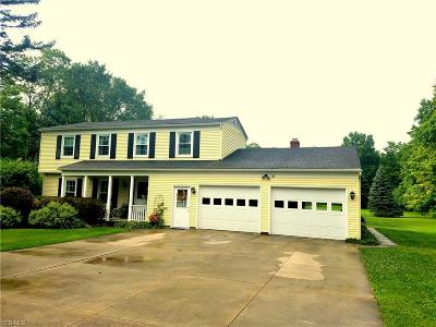 Seville Single Family Home Active Under Contract: 6811 Buffham Road