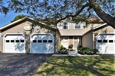 Twinsburg Condo/Townhouse Active Under Contract: 1941 Ridge Meadow Court