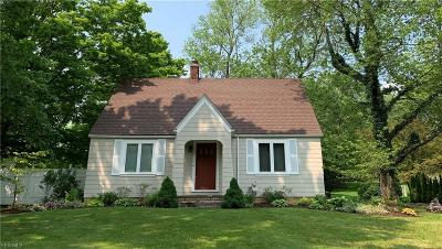 Wadsworth Single Family Home For Sale: 1187 Sharon Copley Road