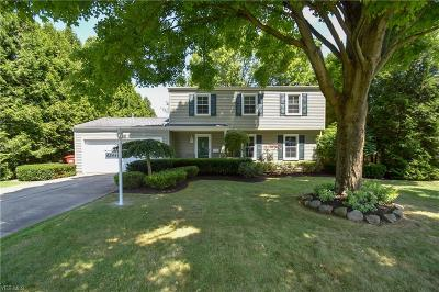 Austintown Single Family Home Active Under Contract: 4244 Claridge Dr.