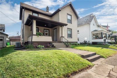 Massillon Single Family Home For Sale: 815 Lincoln Way