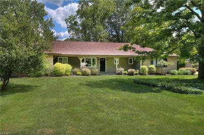 Pepper Pike Single Family Home Active Under Contract: 29937 Bolingbrook Road