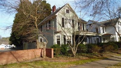 Marietta Single Family Home For Sale: 510 6th Street