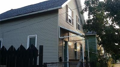 Ohio City Single Family Home Active Under Contract: 3623 Bailey Avenue