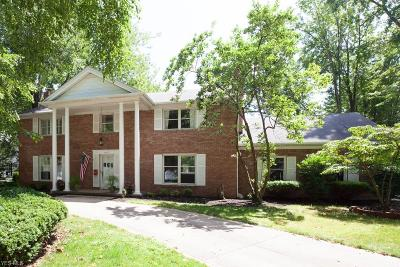 Fairview Park Single Family Home For Sale: 4611 Concord Drive