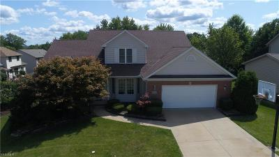 Strongsville Single Family Home For Sale: 18627 Hearthstone Drive