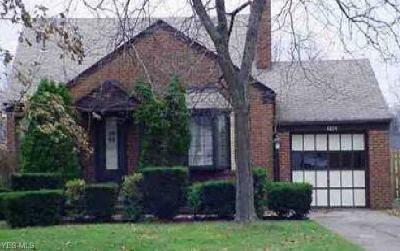 Fairview Park Single Family Home Active Under Contract: 4034 Story Road