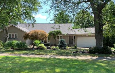 Cleveland Single Family Home For Sale: 5841 Brookside Drive