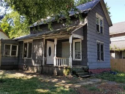 Single Family Home For Sale: 173 E Oxford Street