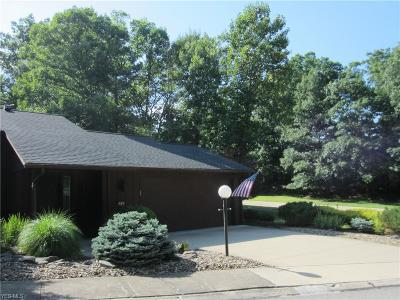 Strongsville Condo/Townhouse Active Under Contract: 18183 Trailside Place