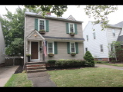 Cleveland OH Single Family Home Active Under Contract: $149,900