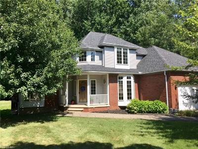 Willoughby Single Family Home For Sale: 5705 Deer Creek Drive